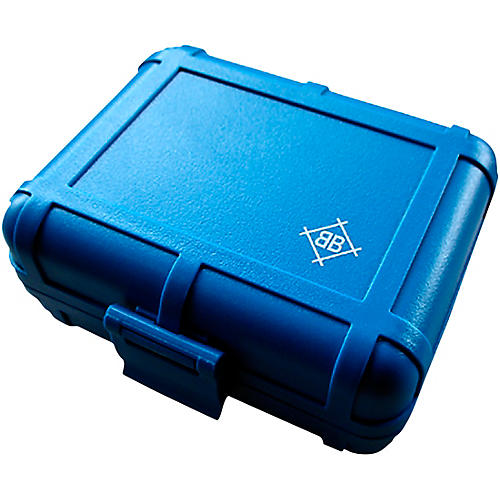 Stokyo Black Box DJ Cartridge Case Blue