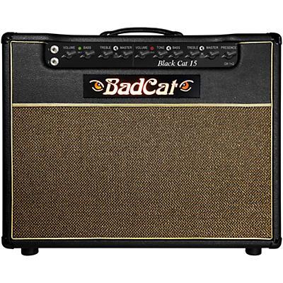 Bad Cat Black Cat 15w 1x12 Guitar Combo Amp