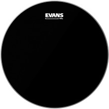 Black Chrome Tom Batter Drumhead 18 in.
