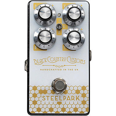 Laney Black Country Customs Steelpark Boost Effects Pedal