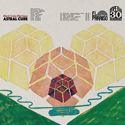 Alliance Black Cube Marriage - Astral Cube