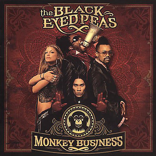 Alliance Black Eyed Peas - Monkey Business