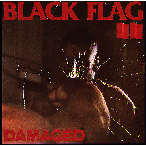 Alliance Black Flag - Damaged