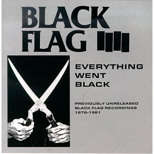 Alliance Black Flag - Everything Went Black
