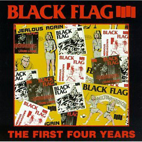 Alliance Black Flag - First Four Years / Singles