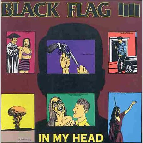 Alliance Black Flag - In My Head