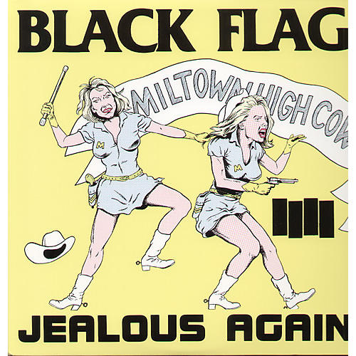 Alliance Black Flag - Jealous Again