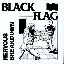 """Black Flag - Nervous Breakdown (10"""")"""