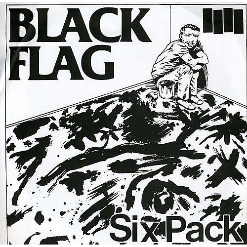 Alliance Black Flag - Six Pack