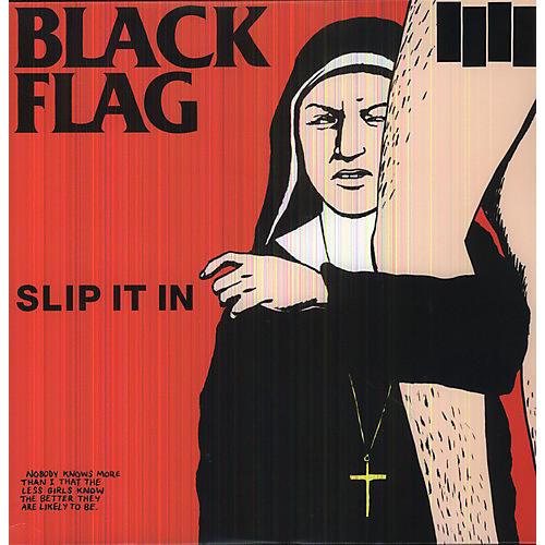 Alliance Black Flag - Slip It in