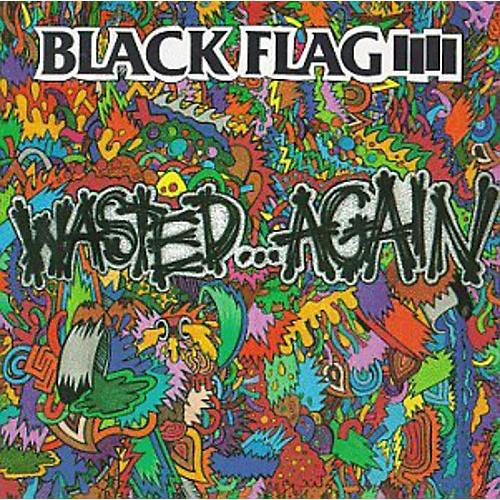 Alliance Black Flag - Wasted Again