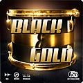 Joey Sturgis Drums Black & Gold Full thumbnail