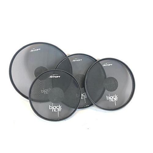 Black Hole Practice Pad Combo Drum Practice Pad