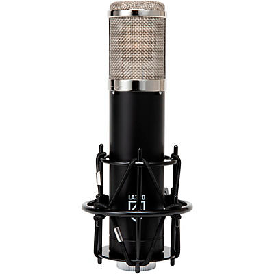 Lauten Audio Black LA-320 Tube Condenser Microphone