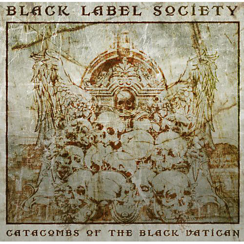 Alliance Black Label Society - Catacombs of the Black Vatican