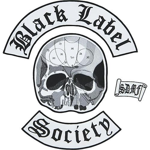 Bravado Black Label Society Brewtality Patch Set