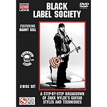 Cherry Lane Black Label Society: Legendary Licks Guitar DVDs