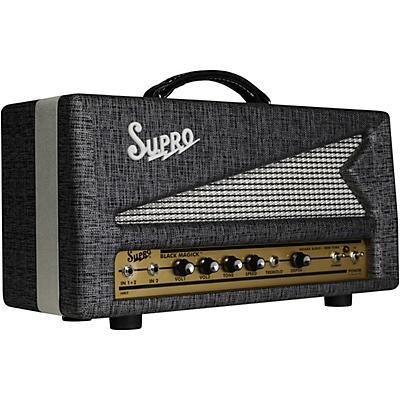 Supro Black Magick 25W Tube Guitar Amp Head