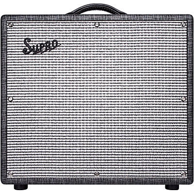 Supro Black Magick Reverb 25W 1x12 Tube Guitar Combo Amp