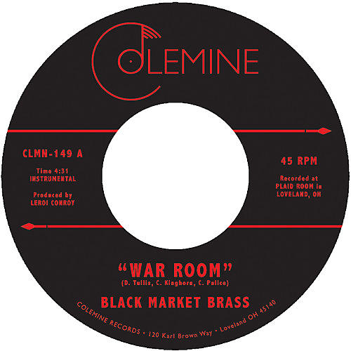 Alliance Black Market Brass - War Room / Into The Thick