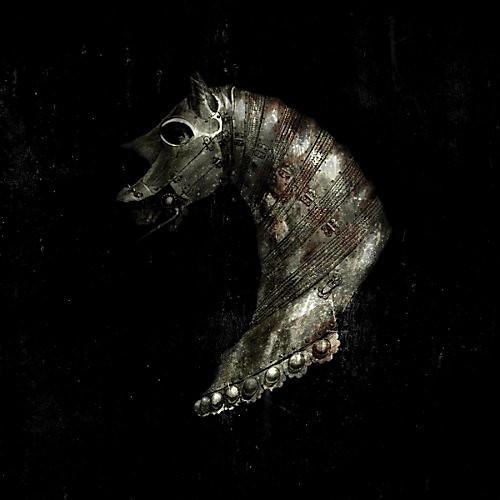 Alliance Black Math Horseman - Wyllt