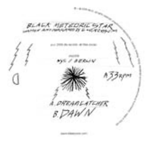 Alliance Black Meteoric Star - Dreamcatcher