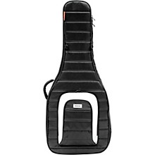 Open Box MONO Black Mono M80 Classic Jumbo Acoustic Guitar Case