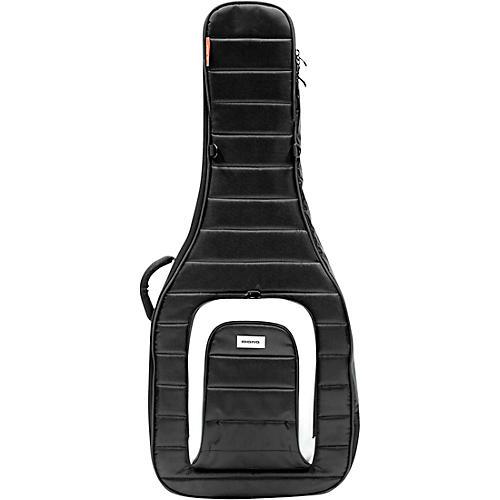 mono black mono m80 classic jumbo acoustic guitar case musician 39 s friend. Black Bedroom Furniture Sets. Home Design Ideas