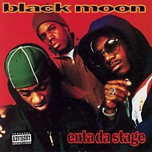 Black Moon - Enta Da Stage - 2017 2LP Edition