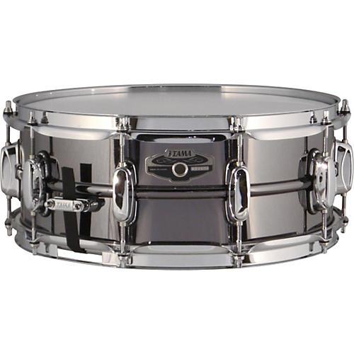 TAMA Black Nickel Steel Snare
