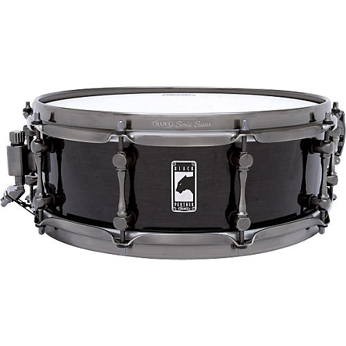 Mapex Black Panther Black Widow Snare Drum, 14x5