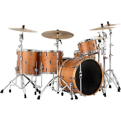 Mapex Black Panther Design Lab Cherry Bomb 4 Piece Shell Pack