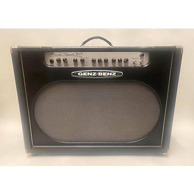 Genz Benz Black Pearl 30 2x12 Tube Guitar Combo Amp