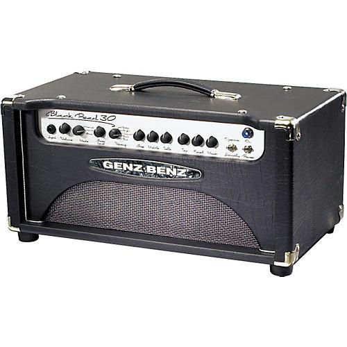 Genz Benz Black Pearl Amp Head