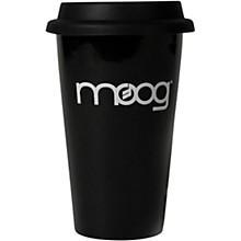 Moog Black Porcelain Travel Mug