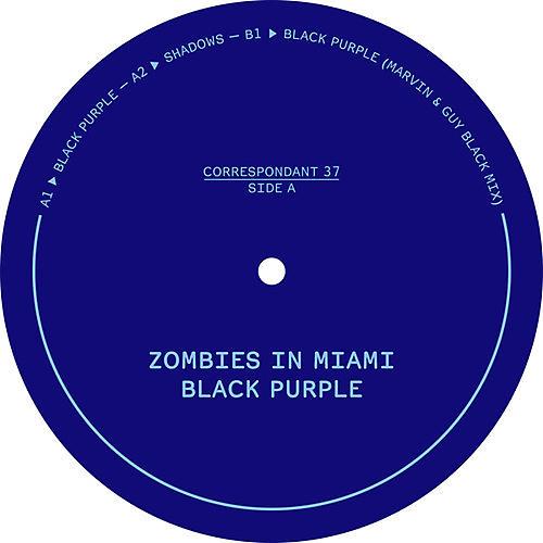 Alliance Black Purple