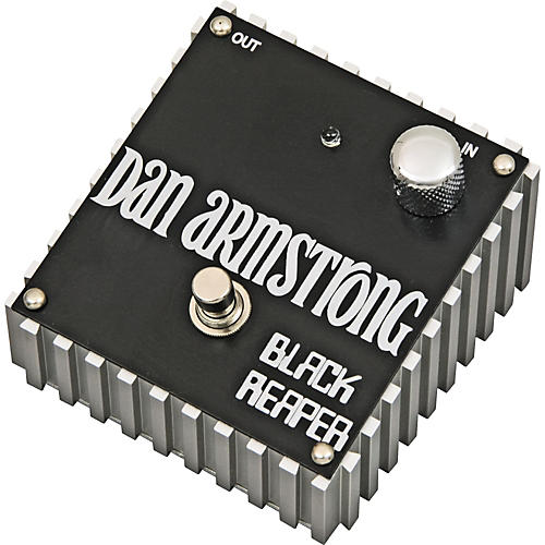 Dan Armstrong Black Reaper Equalizer Guitar Effects Pedal