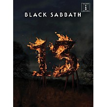 Music Sales Black Sabbath - 13 Guitar Tab Songbook