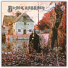 Black Sabbath - Deluxe Edition 2LP 180 Gram Vinyl