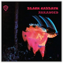 WEA Black Sabbath - Paranoid CD