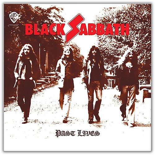 WEA Black Sabbath - Past Lives 180 Gram Vinyl 2LP (Deluxe Edition)