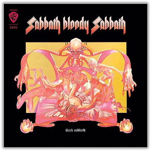 WEA Black Sabbath - Sabbath Bloody Sabbath 180 Gram Black Vinyl LP
