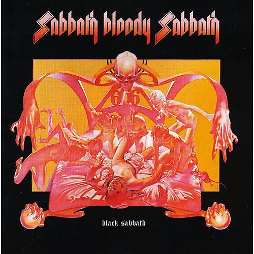 Alliance Black Sabbath - Sabbath Bloody Sabbath