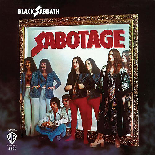 Alliance Black Sabbath - Sabotage