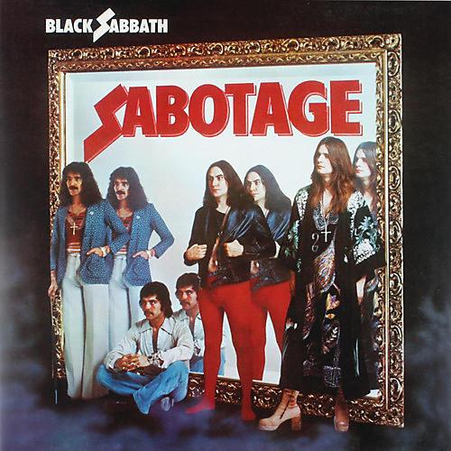 Alliance Black Sabbath - Sabotage
