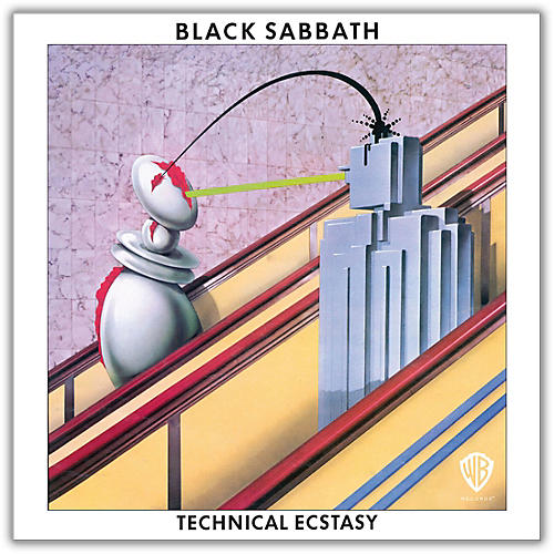 WEA Black Sabbath - Technical Ecstasy 180 Gram Vinyl LP