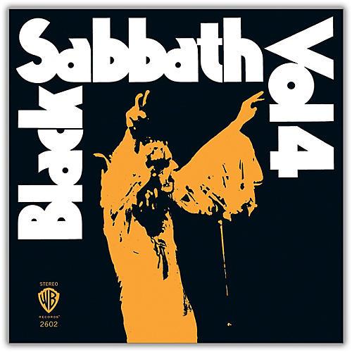WEA Black Sabbath - Vol. 4 - 180 Gram Black Vinyl LP