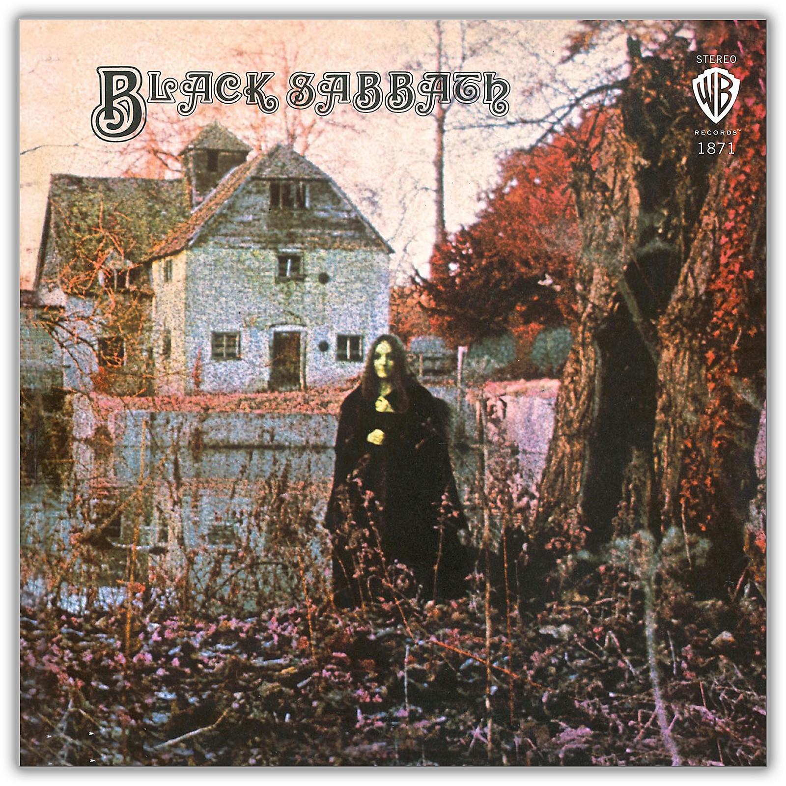 WEA Black Sabbath - <i>Black Sabbath</i> 180 Gram Black Vinyl LP