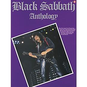 music sales black sabbath anthology guitar tab book musician 39 s friend. Black Bedroom Furniture Sets. Home Design Ideas