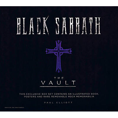 Hal Leonard Black Sabbath: The Vault